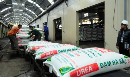 Nguyên liệu sản xuất phân bón có chịu thuế GTGT