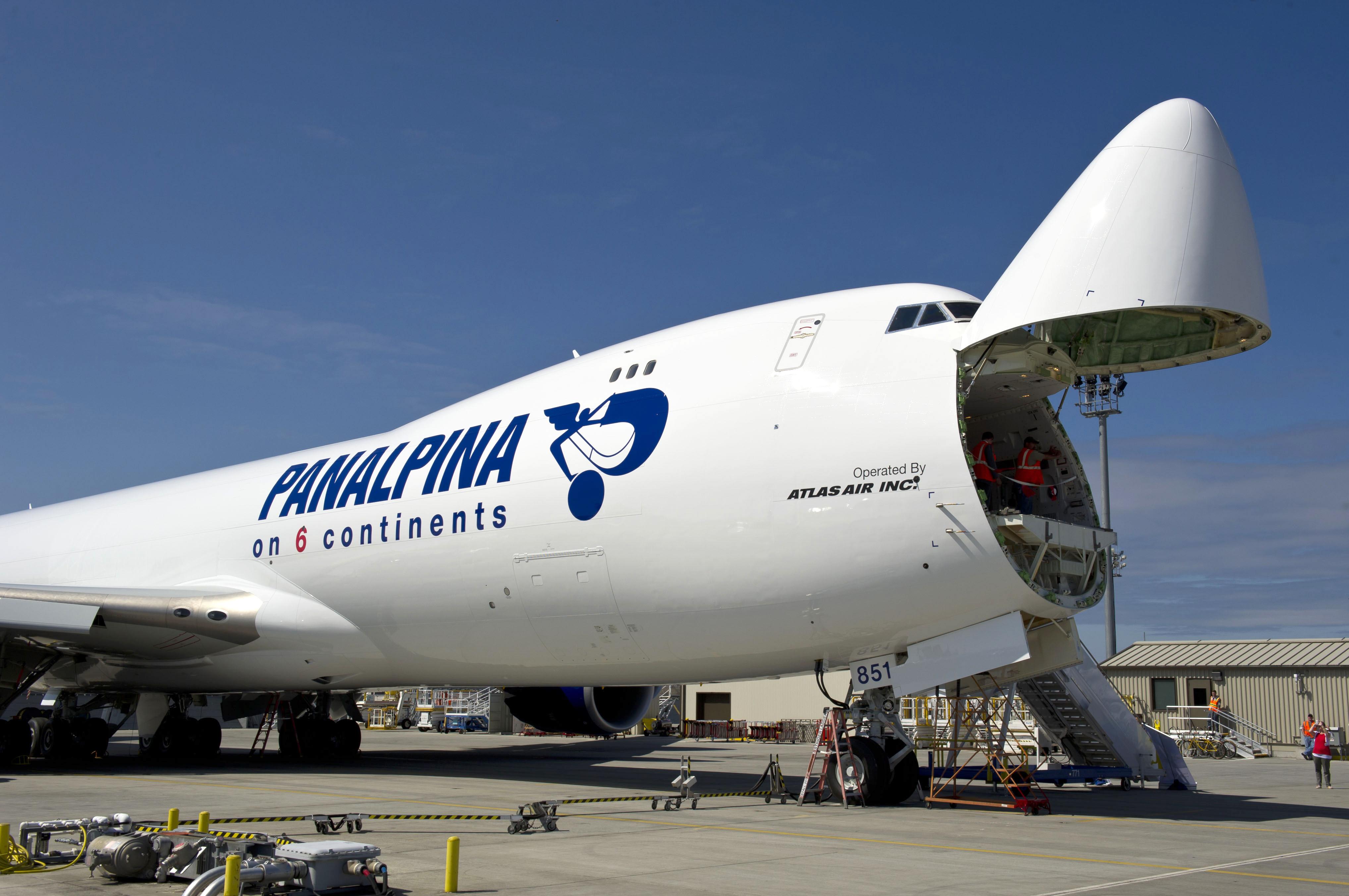 Atlas Air/Panalpina