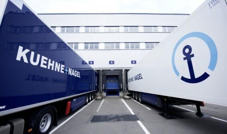 K+N trong liên doanh Logistics ngành ô tô tại Trung Quốc