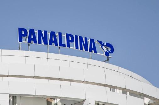 Panalpina_name_on_building_October_2018