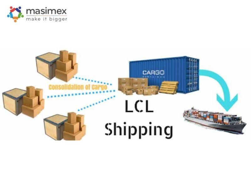 Sử dụng hình thức vận chuyển LCL sẽ giúp hạn chế được tình trạng tồn kho